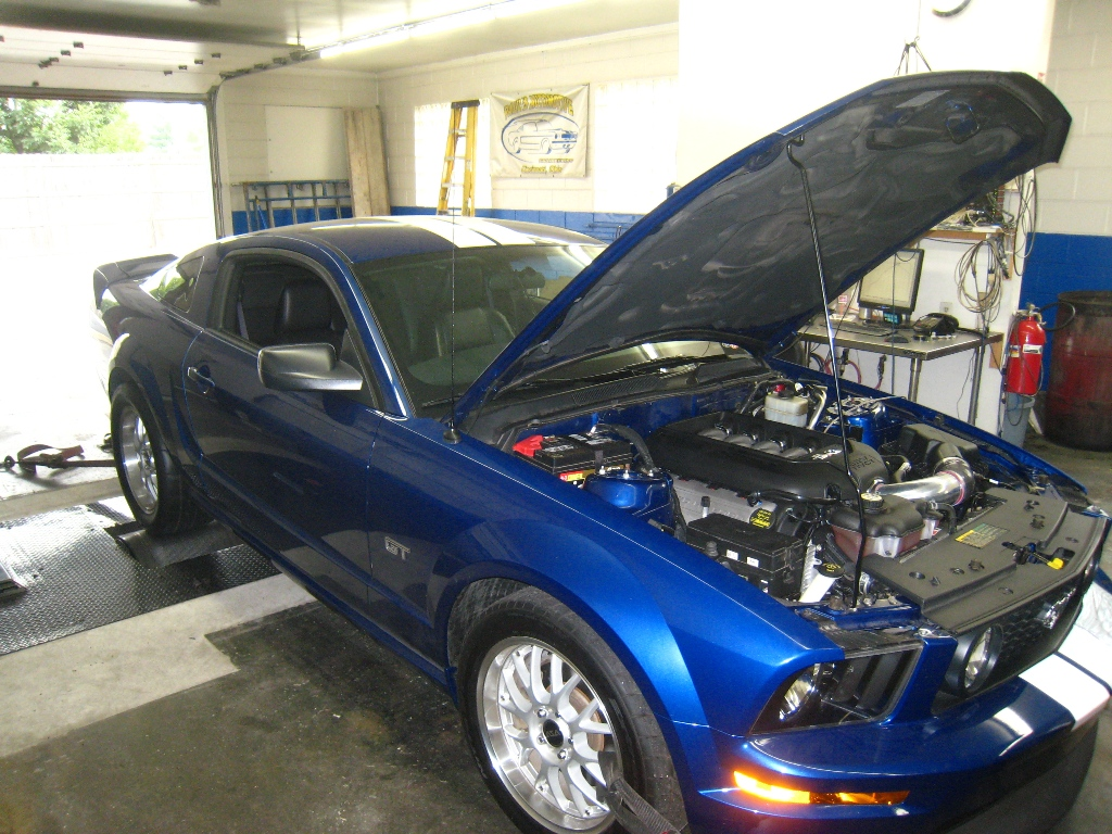 06 Mustang Gt With A 50l Coyote Swap Pauls Automotive Engineering 05 Wiring Harness This